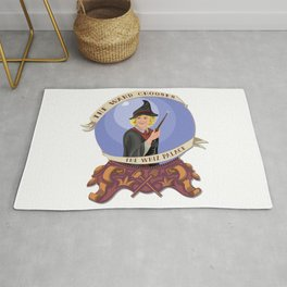 The Wand Chooses the Whiz Palace Rug