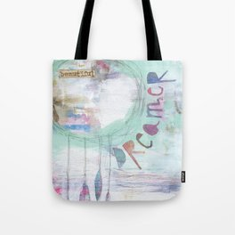 Beautiful Dreamcatcher Tote Bag