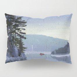 rocky cliff Pillow Sham