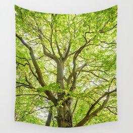 Beech Tree Wall Tapestry