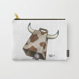 Cow Bell Carry-All Pouch
