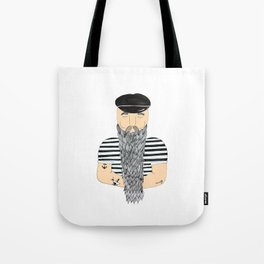 Sailor. Tote Bag