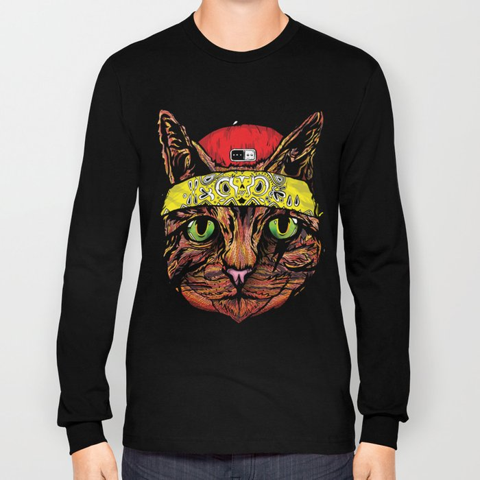Thai Cat Long Sleeve T-shirt