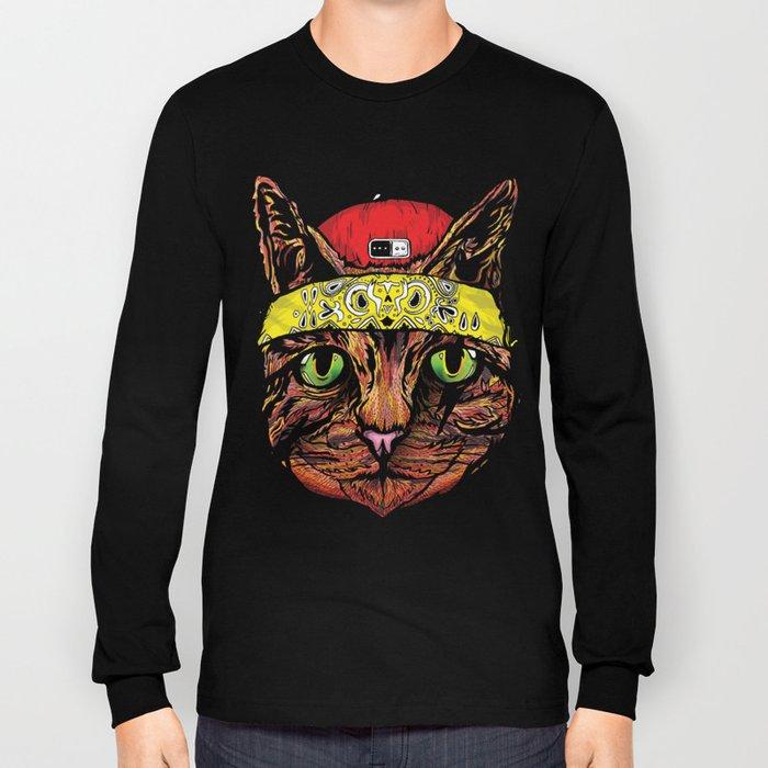 Thai Cat Long Sleeve T-shirt