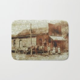 Once Upon a Time In West, Farmers Bath Mat