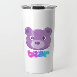 Bubble Bear Travel Mug