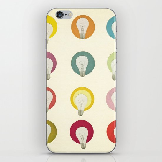 Bright Ideas iPhone & iPod Skin