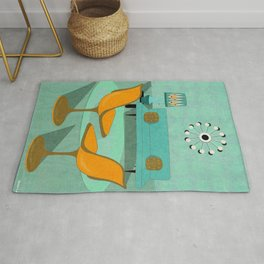 Room For Conversation Rug
