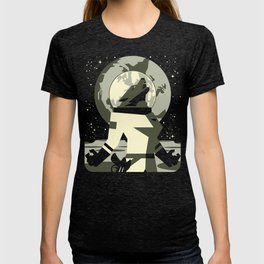 Werewolf in the Moon T-shirt
