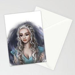 Violet Eyes Stationery Cards