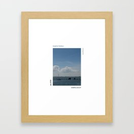 Langston Harbour, Hampshire Framed Art Print