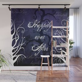 Happily Ever After ~ Fairytale Forest  Wall Mural