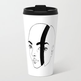 In pieces Travel Mug