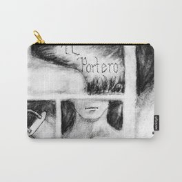 El Portero - Surreal Draw - Psychological Visual Story Carry-All Pouch