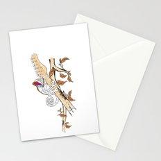Envy - The Chameleon of Rock Stationery Cards