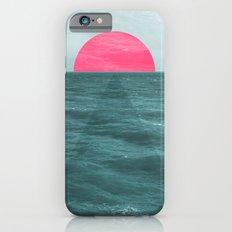 Magenta Sunset iPhone 6s Slim Case