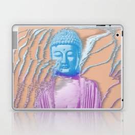 Glitch Buddha Laptop & iPad Skin