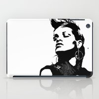 rihanna iPad Cases featuring Rihanna. by Christine DeLong Creative Studio