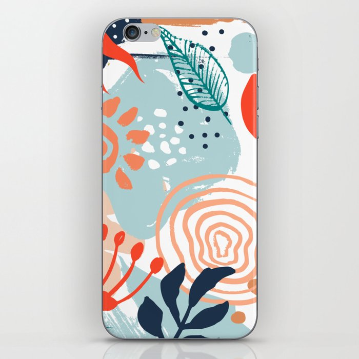 Essence of Spring iPhone Skin
