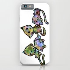 Colorful Kittens Slim Case iPhone 6s