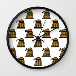 Exterminate Wall Clock