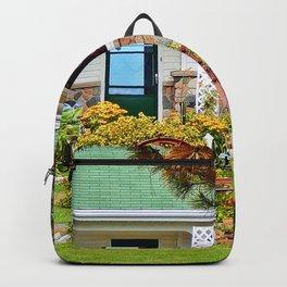 Yard Art, Farmer's Style Backpack