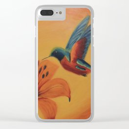 What a beauty | Qu'elle beauté Clear iPhone Case