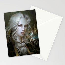 Alucard. Castlevania Symphony of the Night Stationery Cards