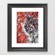 You're All Heart  Framed Art Print