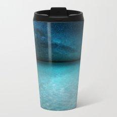 Night Swimming Metal Travel Mug