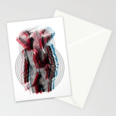 Elephant Man Stationery Cards