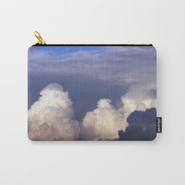 Cloud towers in the Sky -  cumulonimbus Carry-All Pouch