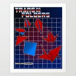 Transfolders Art Print
