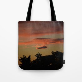Silhouttes Tote Bag