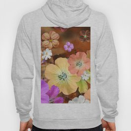 The fairy will come out soon #flower #combination Hoody