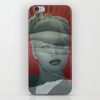 diamonds iPhone & iPod Skins featuring diamonds by Rosa Picnic