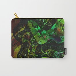 Abstract DM 03 Carry-All Pouch