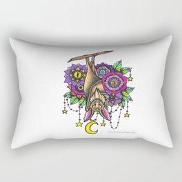 Vision.  Rectangular Pillow