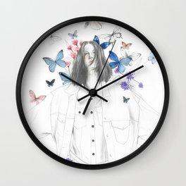VUELA Wall Clock