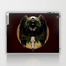 The Spirit of Creepmas Laptop & iPad Skin