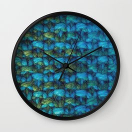 Have a Yarn Wall Clock