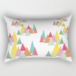 Meandering Forest Rectangular Pillow
