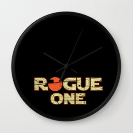 Rogue One Wall Clock