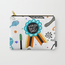 Worlds Best Dad Carry-All Pouch