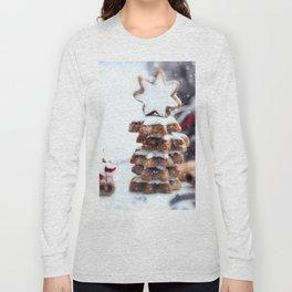 Christmas bakery Long Sleeve T-shirt