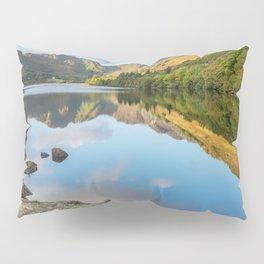 Crafnant Lake Snowdonia Pillow Sham