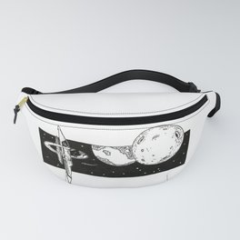 Space Station Fanny Pack