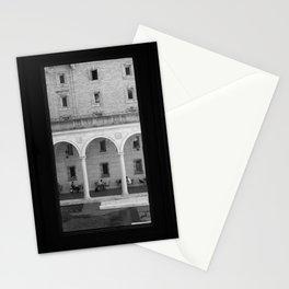 Narrow Aisle of Pain Stationery Cards