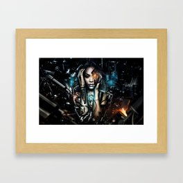 Android Production Framed Art Print