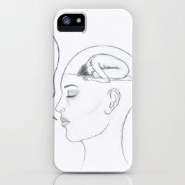 I'm fine. iPhone Case